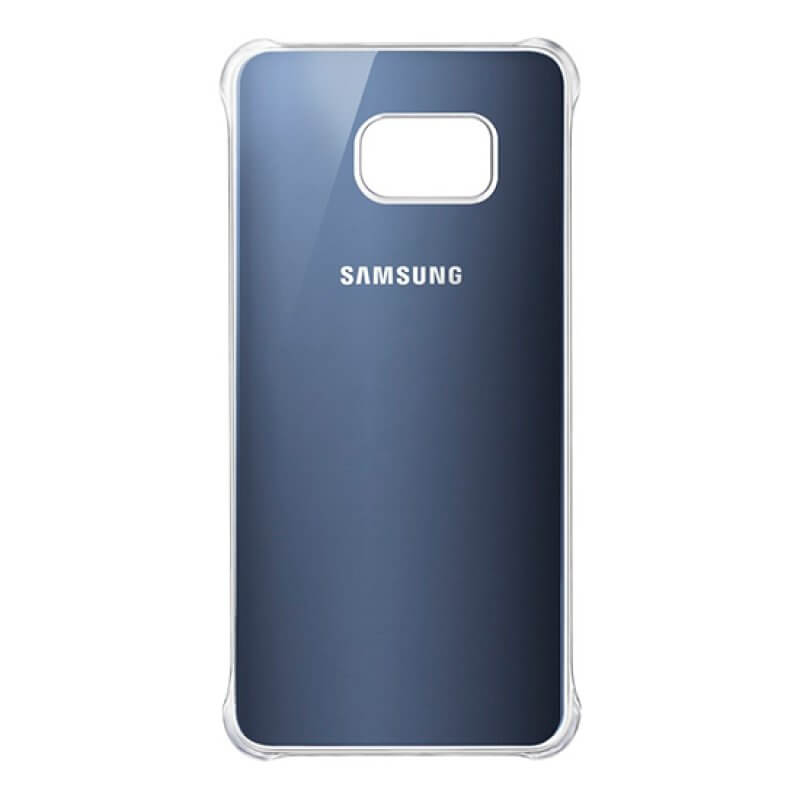 Glossy Cover Samsung S6 Edge + G928F - Azul