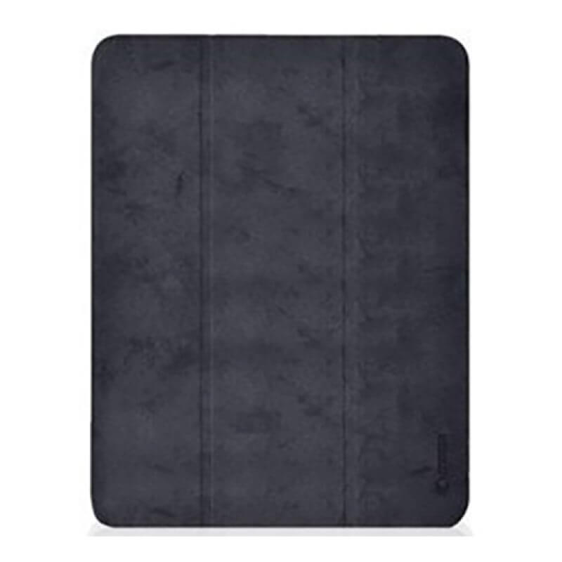 Leather Case Devia iPad Pro 12.9 com Slot para Caneta Preto