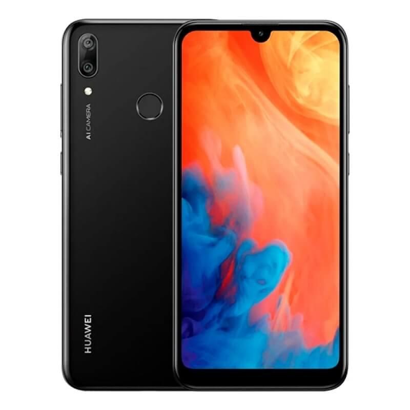 Huawei Y7 2019 3GB/32GB Dual Sim - Preto