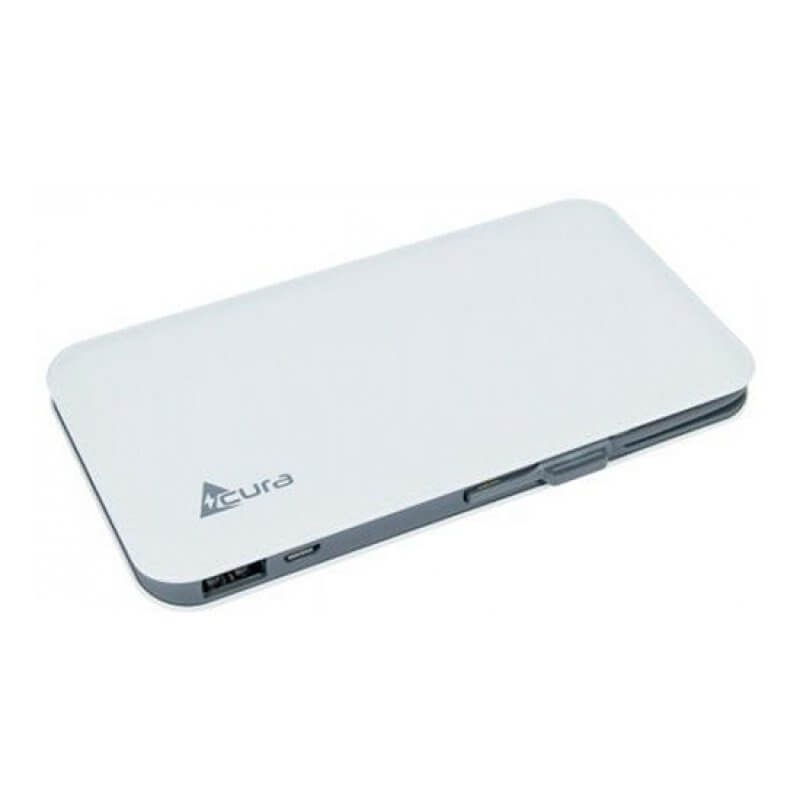 PowerBank Acura Dp662A 9000mAh - Branco