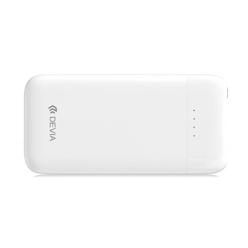 Powerbank PD Smart DEVIA 18W 10000mAh Branco