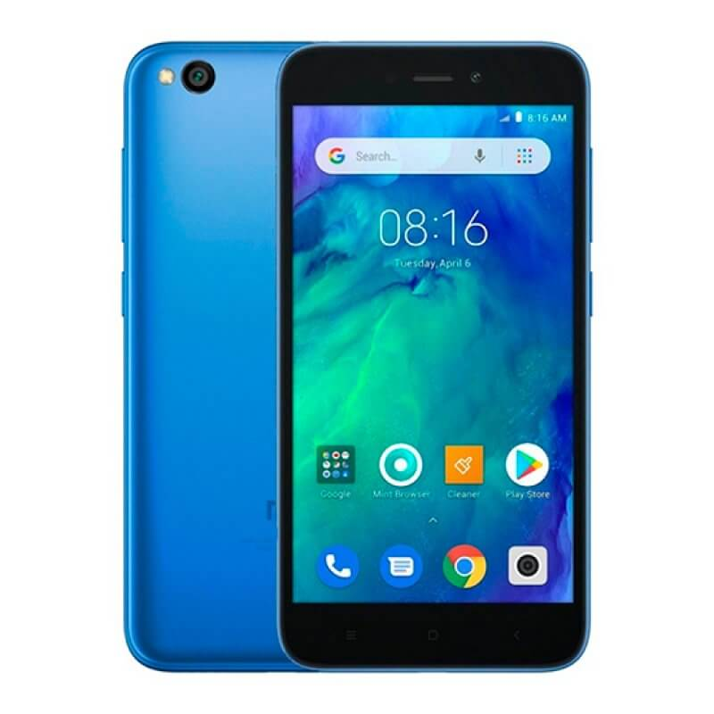 Xiaomi Redmi Go 1GB/8GB Dual Sim - Azul