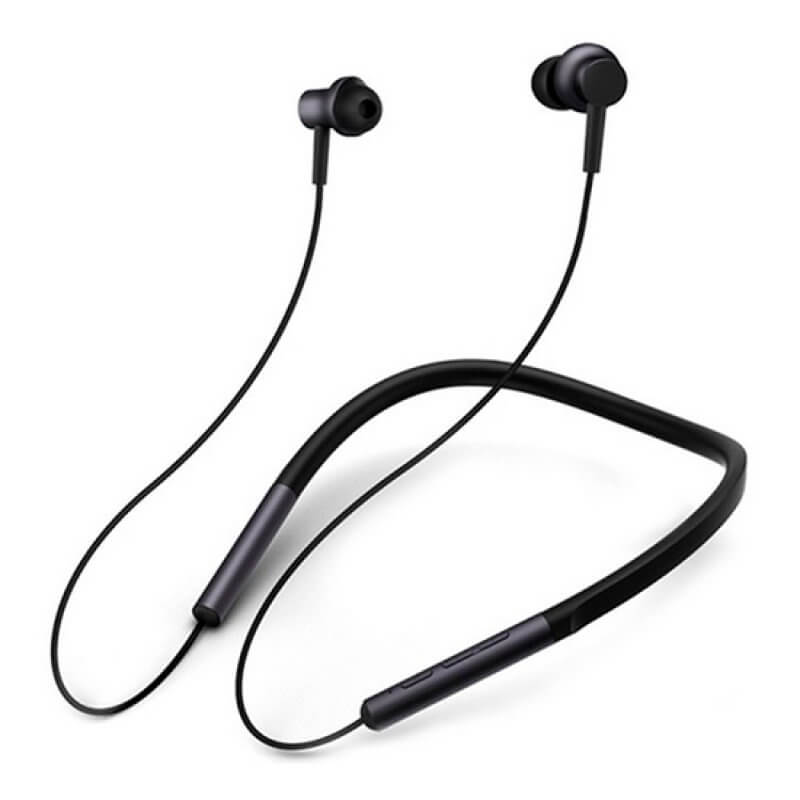 Xiaomi Mi Bluetooth Neckband Earphones ZBW4426GL - Preto