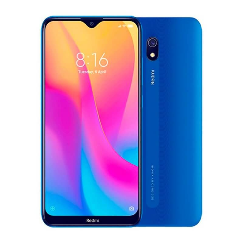 Xiaomi Redmi 8A 2GB/32GB Dual Sim - Azul