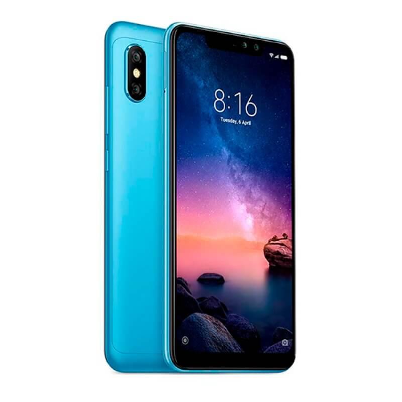 Xiaomi Redmi Note 6 Pro 4GB/64GB Dual Sim - Azul