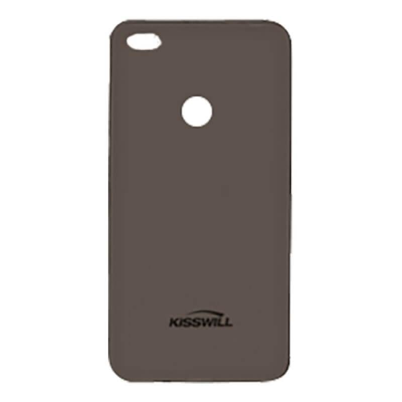 Capa silicone Kisswill Xiaomi Note 5A Prime - Preto