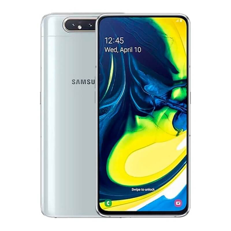 Samsung Galaxy A80 8GB/128GB Dual Sim - Branco