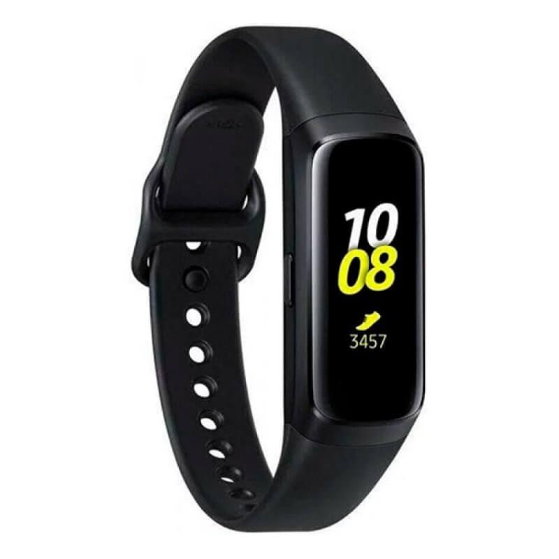 Smartwatch Samsung Galaxy Fit R370 Preto