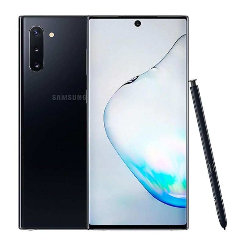 Samsung Galaxy Note 10 N970 Dual Sim 8GB/256GB - Preto Aura