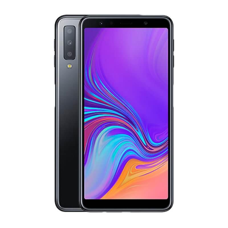 Samsung Galaxy A7 A750 2018 4gb 64gb Dual Sim Preto