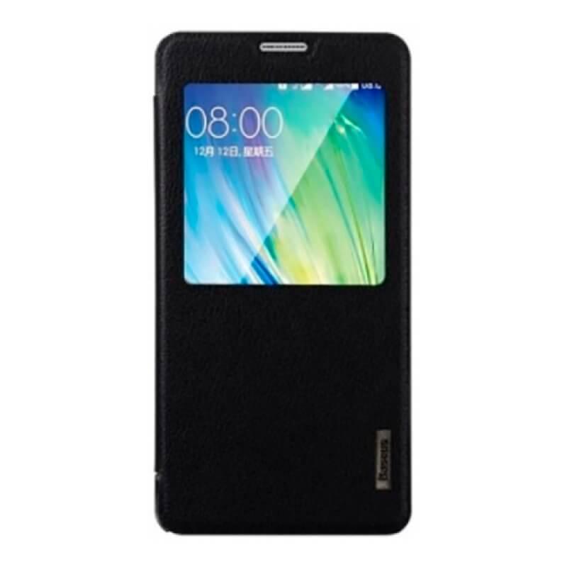 Flip Cover Samsung A7 A700F - Preto