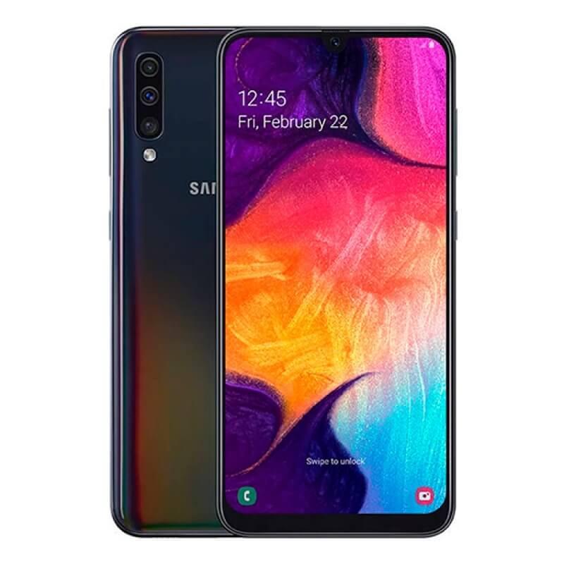 Samsung Galaxy A50 A505 4GB/128GB Dual Sim - Preto