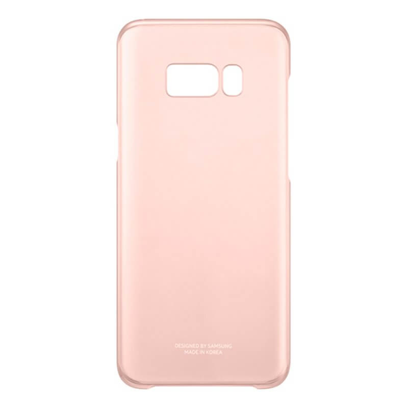 Clear Cover Samsung S8 Plus G955 - Rosa