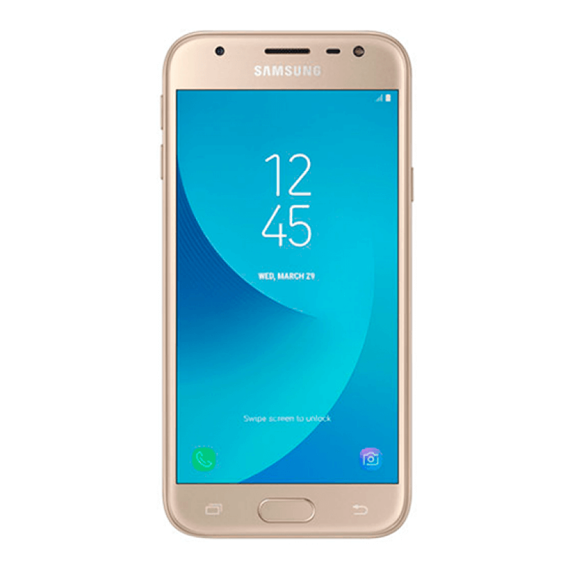 Samsung Galaxy J3 J330 2017 Dual Sim - Dourado
