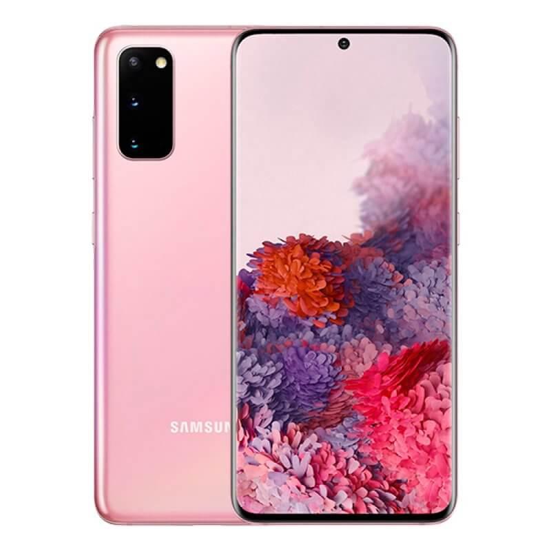 Samsung Galaxy S20 G980 8GB/128GB Dual Sim - Rosa