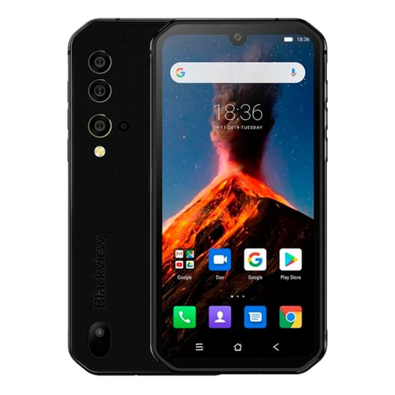 Blackview BV9900 8GB/256GB Dual Sim Preto