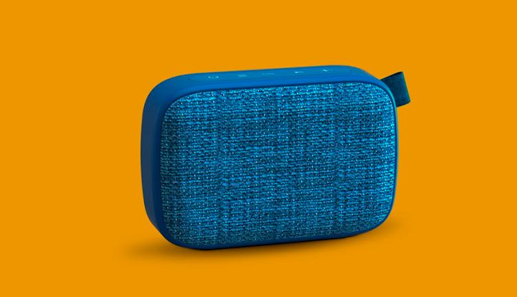 COLUNA BLUETOOT COLUNA BLUETOOTH ENERGY FABRIC BOX 1 POCKETH ENERGY FABRIC BOX 1 POCKET