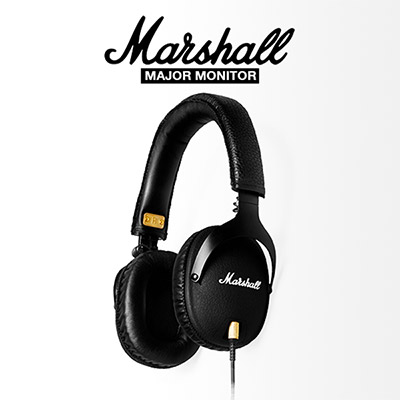 Headphones Marshall Major Monitor