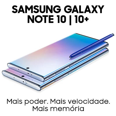 Samsung Galaxy Note 10 e Note 10 Plus