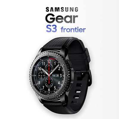 Samsung Smartwatch Gear S3 Frontier