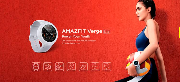 Amazfit Verge Lite