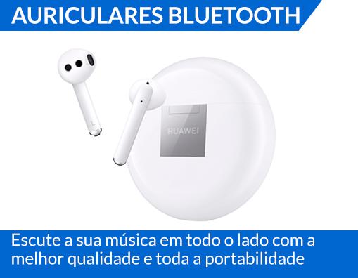 Colunas Som Bluetooth