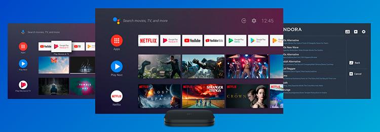 Xiaomi Mi Box S Android TV 4K