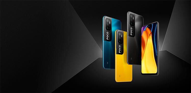 Pocophone M3 Pro 5G