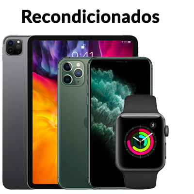 Recondicionados Apple