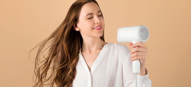 Secador cabelo Xiaomi Mi Ionic Air Dryer
