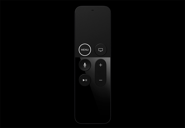 Box Apple TV 4K